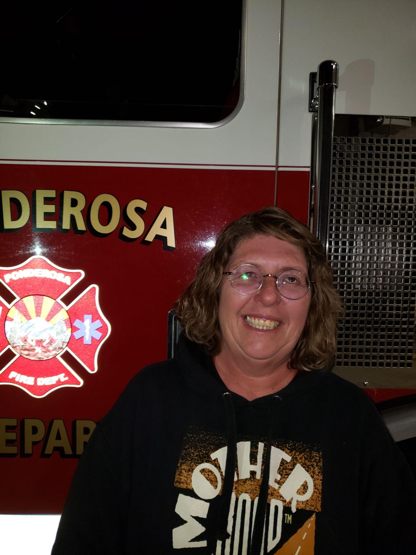 Board member Julie Mabry